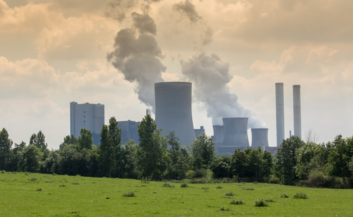In Deutschland gibt es derzeit noch rund 150 aktive Kohlekraftwerke.