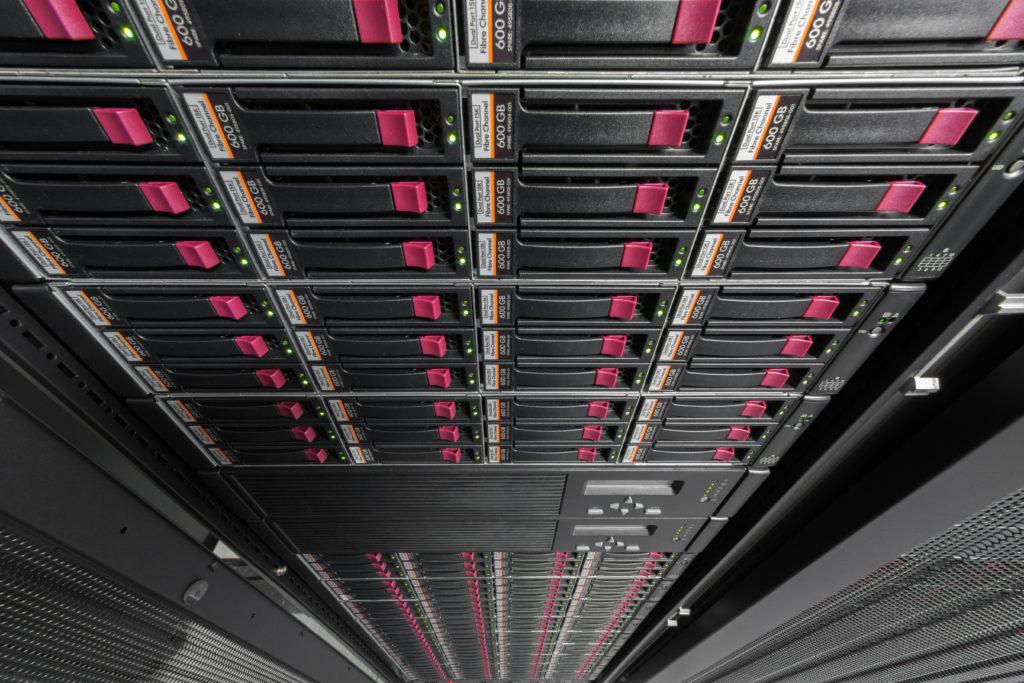 Bis 2020 soll das weltweite Datenvolumen laut Schätzungen bei 40.000 Exabytes liegen.
