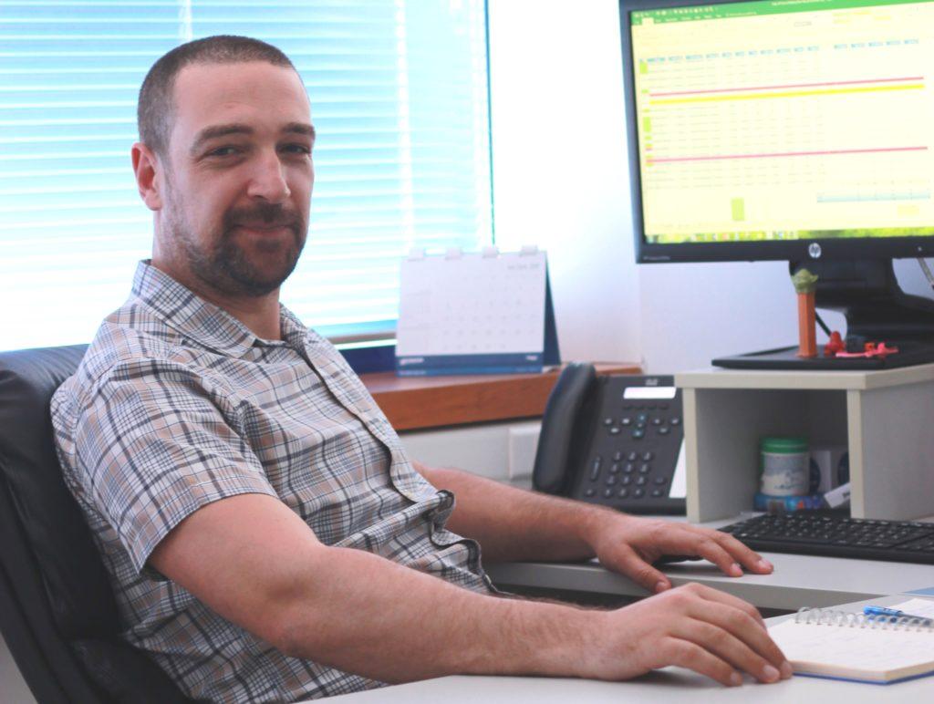 Vladimir Pantovic arbeitet seit sechs Jahren bei der NORMA Group in Subotica.