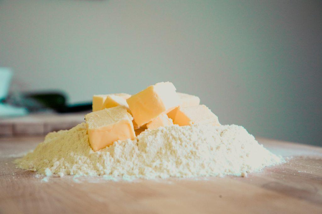 Kein Lebensmittel-Discounter-Butter