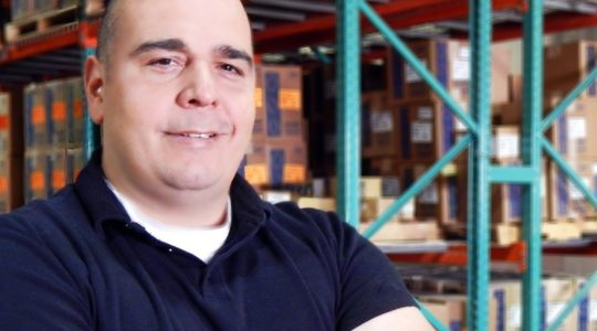 Jorge Mares is Supply Chain & Distribution Center Coordinator at NORMA Group in Mexico.