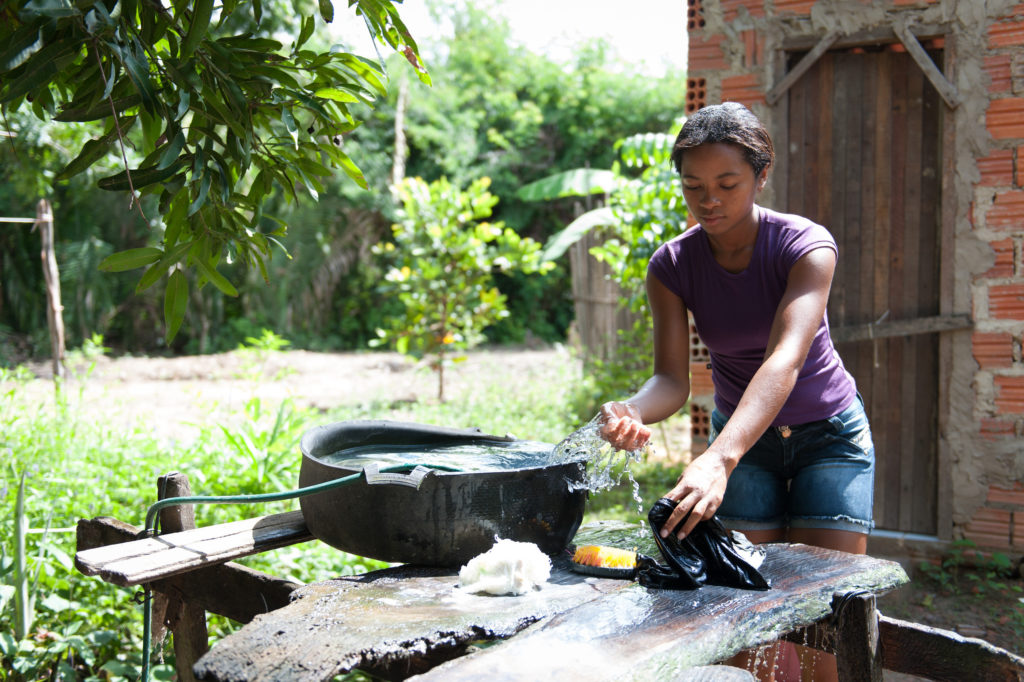 In Brasilien wird die NORMA Group gemeinsam mit Plan International bis 2020 400 Familien Zugang zu sauberem Trinkwasser ermöglichen.