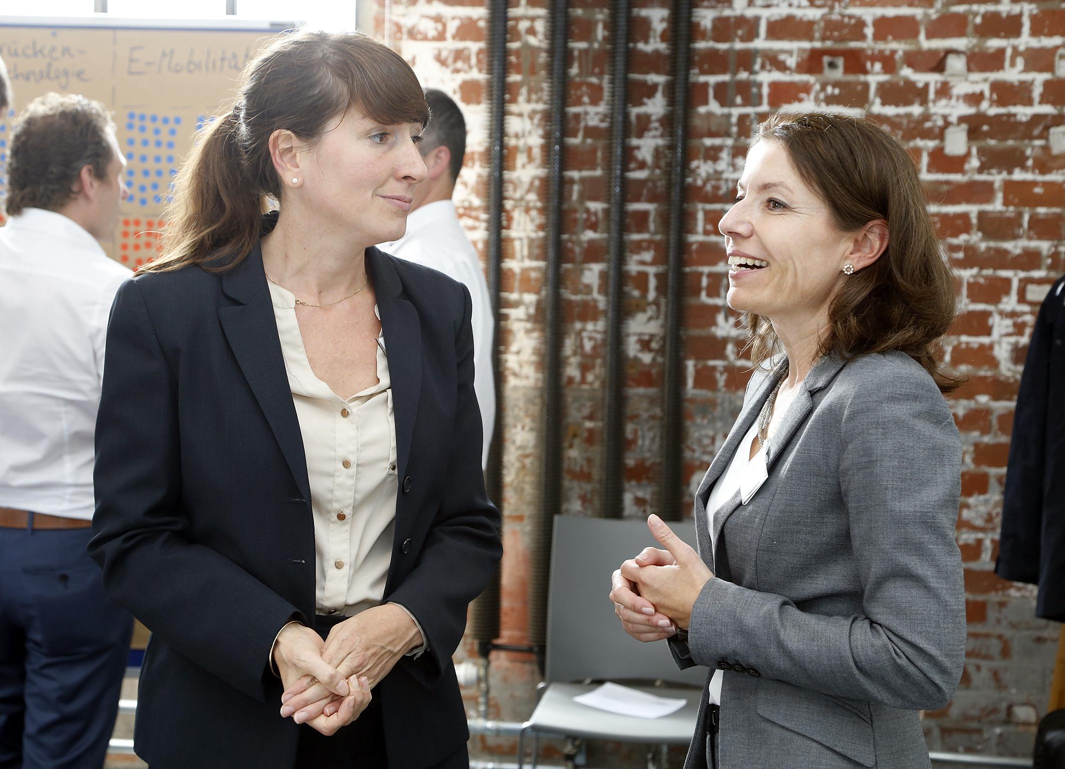 Der direkte und persönliche Austausch ist es, was den Stakeholder Roundtable ausmacht