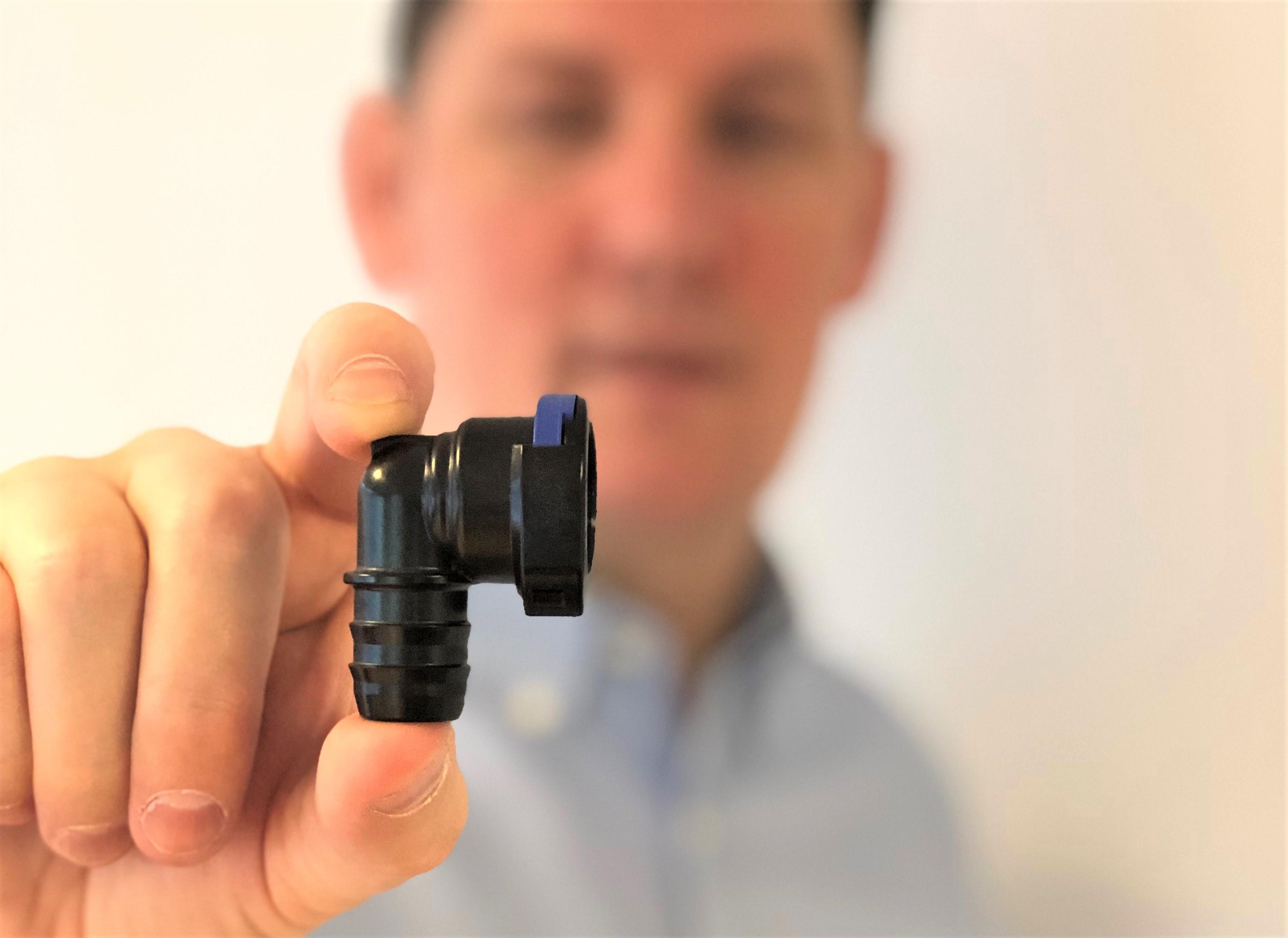 Der eM Compact Steckverbinder wurde speziell für Emobility-Anwendungen entwickelt.