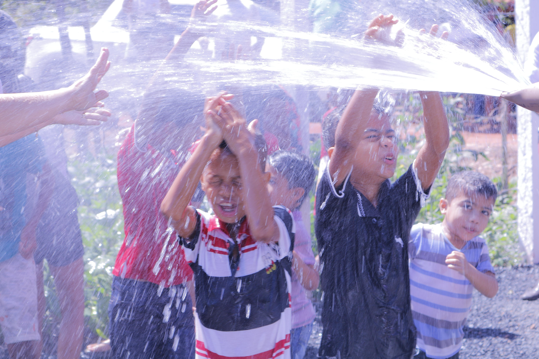 Bilder vom NORMA Clean Water Projekt in Brasilien
