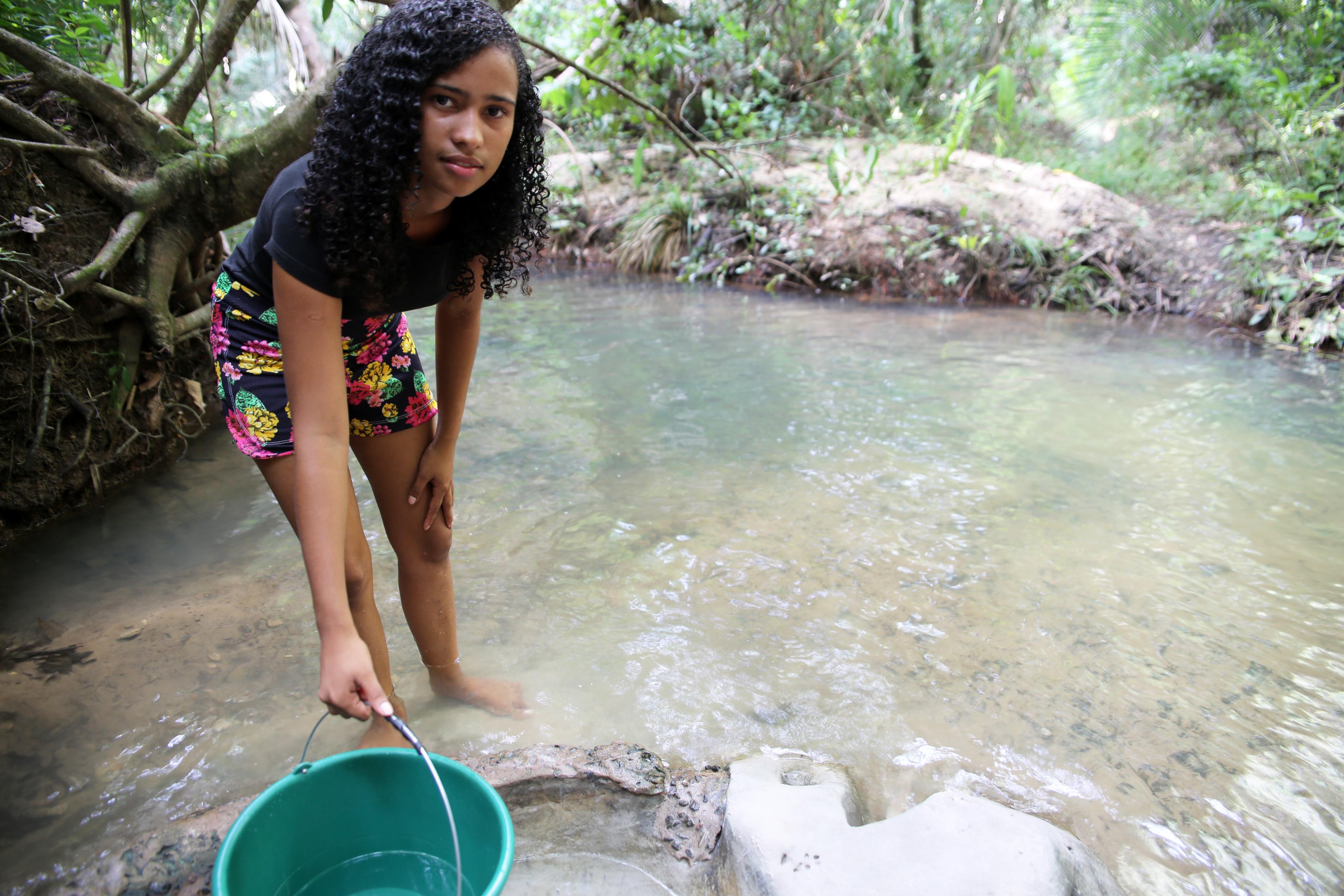 Eindrücke vom NORMA Clean Water Projekt in Brasilien