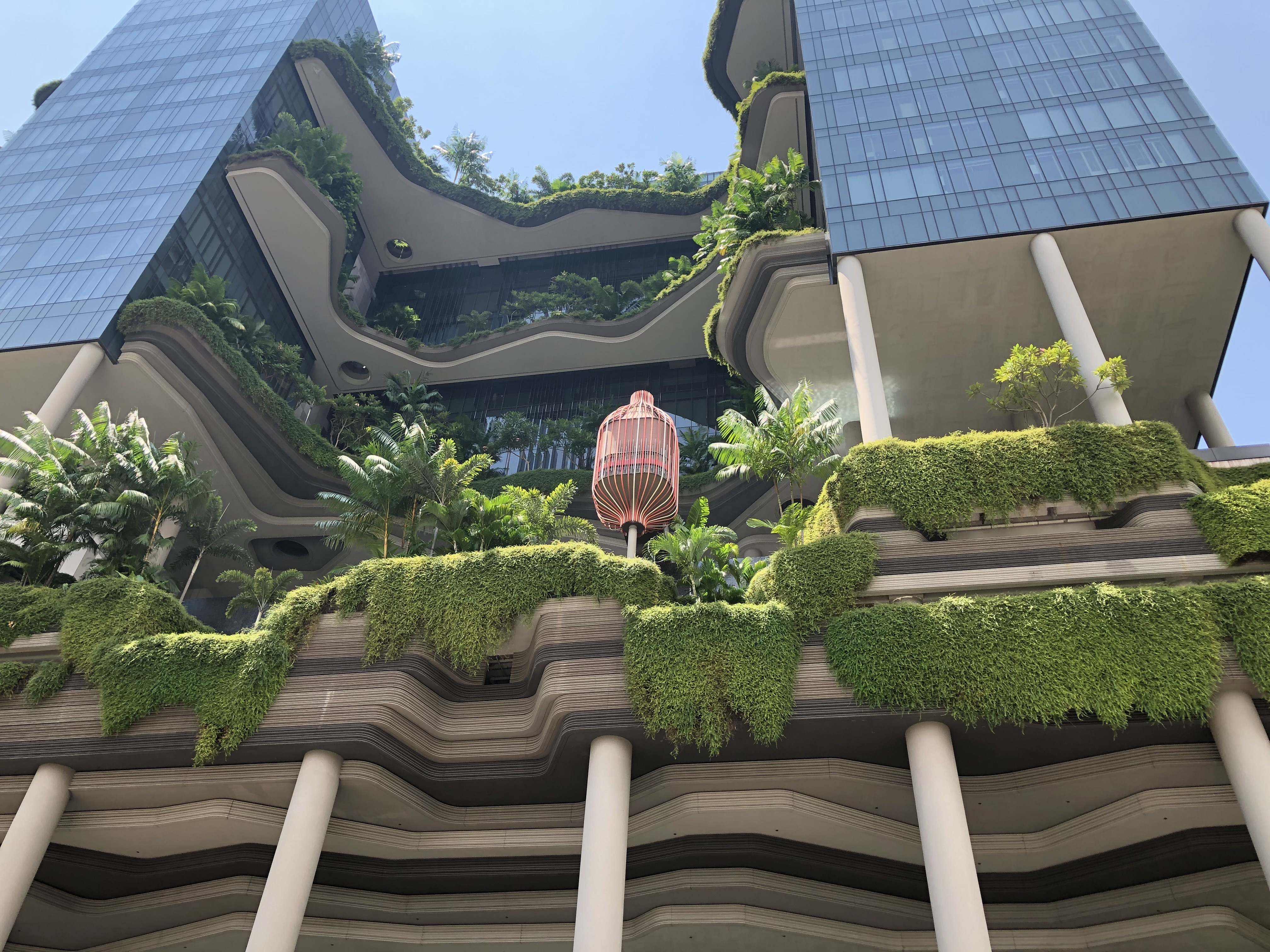 Example for Urban Greening in Singapore